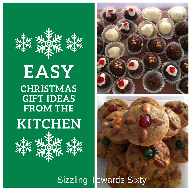 Easy Christmas Gift Ideas from the Kitchen