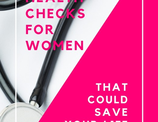 Health Checks for Women that could save your life