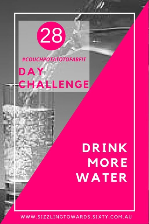 28 DAY CHALLENGE WATER