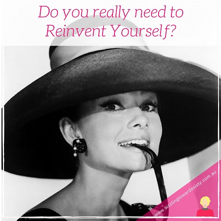 Midlife Reinvent yourself