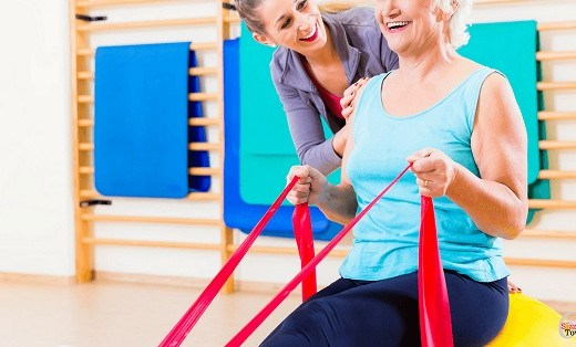 Physcial Activity the Better Way to Health