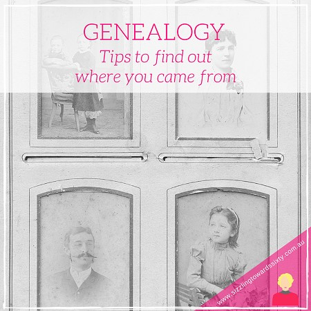 Genealogy Tips for Finding where you came from