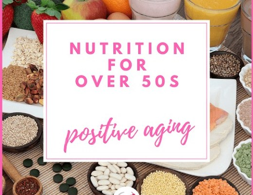 Nutrition for over 50s