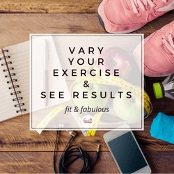 Why you need to vary your exercise