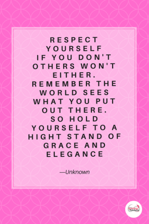 Thriving through Self-care, self-investment & self-respect