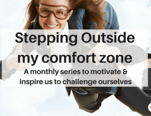 Stepping Outside my Comfort Zone