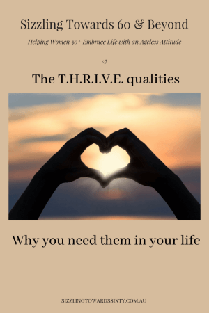 Why you need the T.H.R.I.V.E. Qualities
