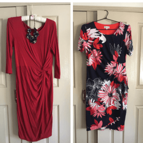 Packing ideas from my wardrobe for a 14 day cruise
