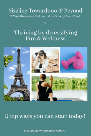 Top 5 benefits by diversifying Fun and Wellness Activities