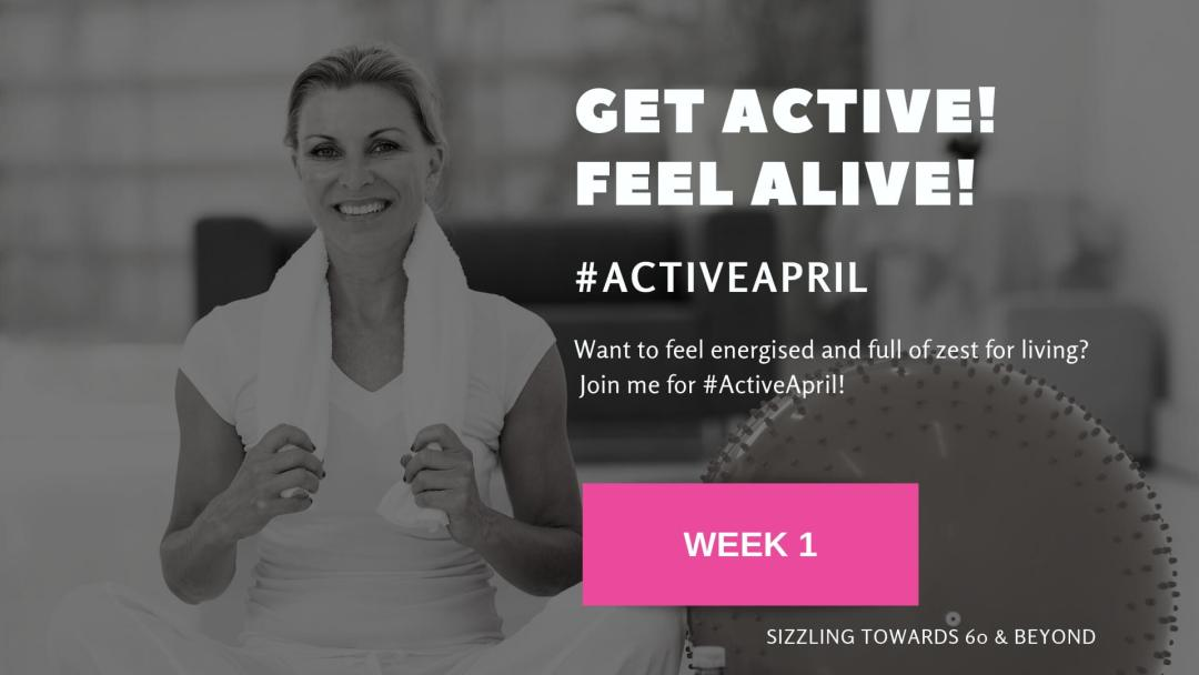 Get Active Feel Alive Over 50