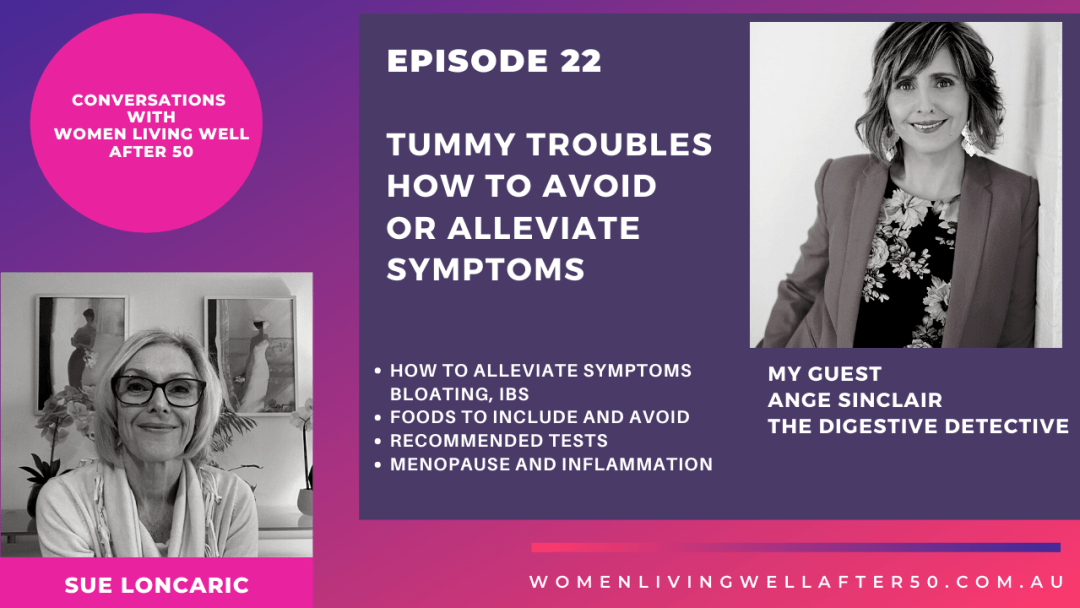 Tummy Troubles IBS Bloating