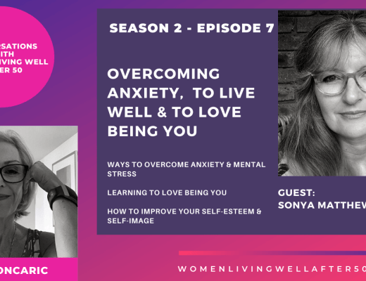 overcoming anxiety to improve self-esteem and self-image