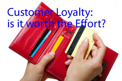 E is for Effort: Are Customer Loyalty Programs Worth the Effort?