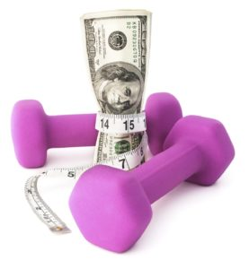 R is for Regular Exercise and your Paycheck