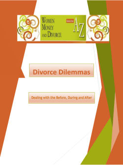 Divorce Dilemmas eBook