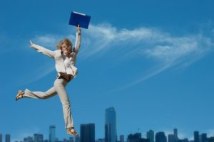 J is for Jump Start Your Career