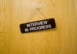 I is for  Interviewing Tips.
