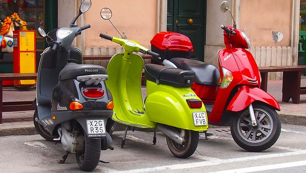 Benefits of Hiring a Scooter for your Trip