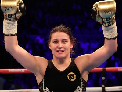 Katie Taylor is Back at It, Squaring Off with Milena Kolena on Saturday