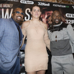 Mayweather Promotions Adds British Olympian Savannah Marshall to their Stable