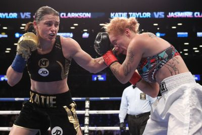 Katie Taylor Proves to be the Force of the Future in US Debut Victory
