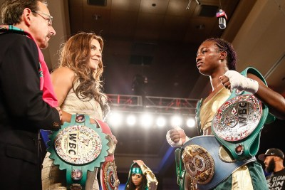 From Olympic Gold to World Champion – Claressa Shields Stops Nikki Adler in 5, Showtime with Christina Hammer setup for 2018