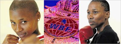 WBF Champion Noni Tenge to Defend her Crown Against Mapuke Ngubane on September 8
