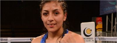 Jessica Nery Plata Earns her Opportunity at WBF World Title on October 14