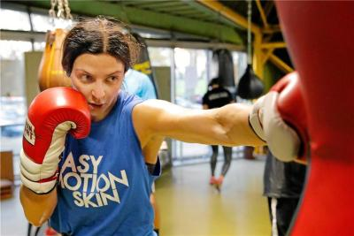 Christina Hammer Prepared for Second WBC Defense Against Gifty Amanua Ankrah on November 4th