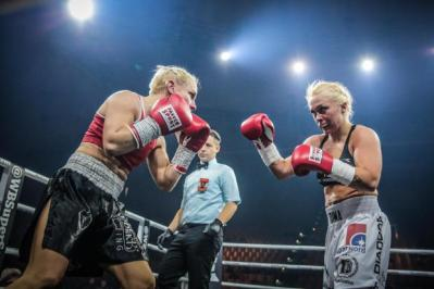 Dina Thorslund Continues her Undefeated Campaign with Unanimous Decision Win Over Nevenka Mikulic