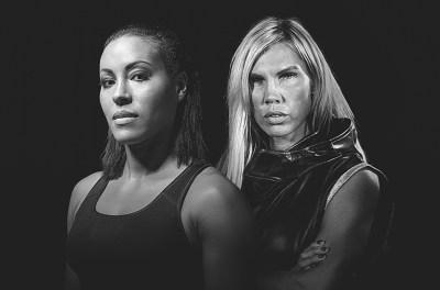 Cecilia Brækhus vs Mikaela Lauren is Rapidly Approaching