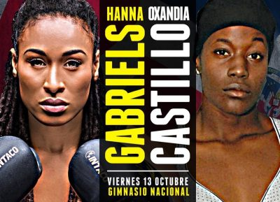 Hanna Gabriels Defends her WBO Title Against Oxandia Castillo on October 13th