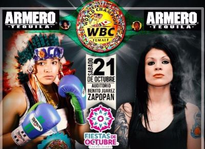 Ibeth Zamora and Isabel Millan Set to Square off in WBC Eliminator on October 21