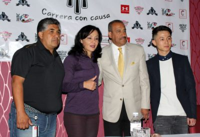 Jackie Nava to Run the Governor Marathon in Mexicali to Support Children Affected by September Earthquakes
