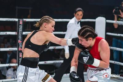 Nicole Wesner Wins in Comeback Fight