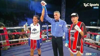 Erica Farias Wins War for Honor Over Ana Esteche