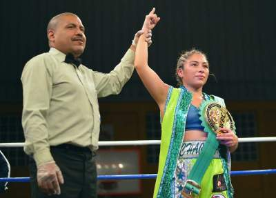 Estrella Valverde Retains her WBC International Title by Unanimous Decision over Leticia Uribe