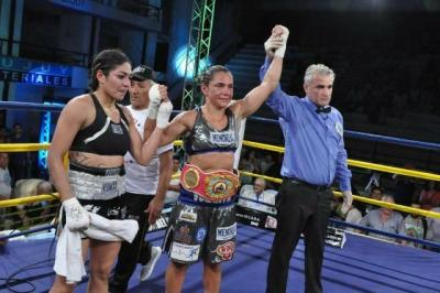 Rose Volante Closes Out 2017 by Winning the WBO Lightweight Championship