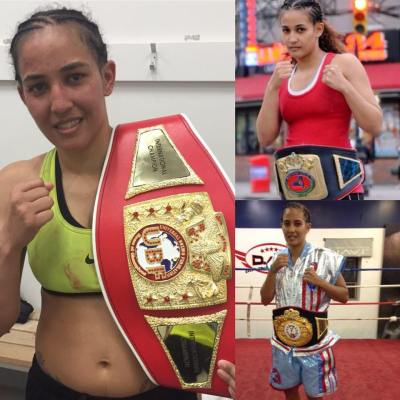 "This is my Story – Nydia Feliciano: ""This (WBC International Championship – February 10) fight is dedicated to the people I have lost"""