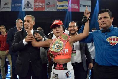 Arely Mucino Outpoints Monserrat Alarcon to Steal the WBO Flyweight Crown