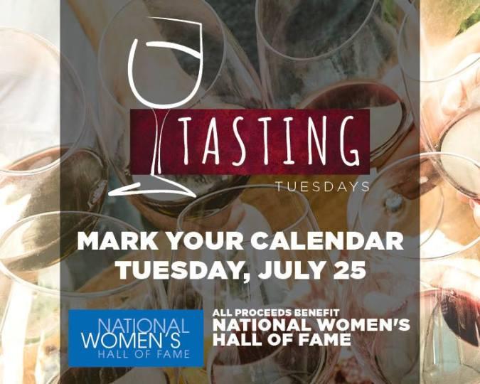 del Lago Resort & Casino Tasting Tuesdays, July 25