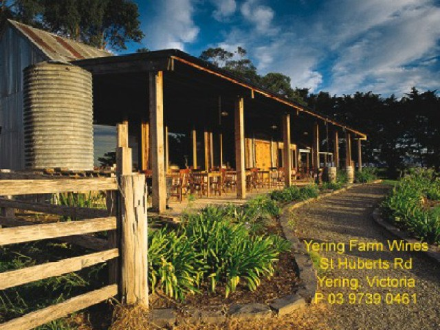 Yering Farm Wines