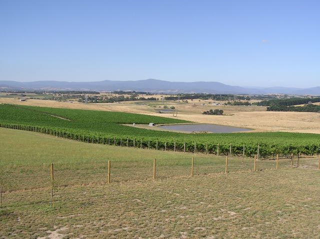 The gateway to the Yarra Valley