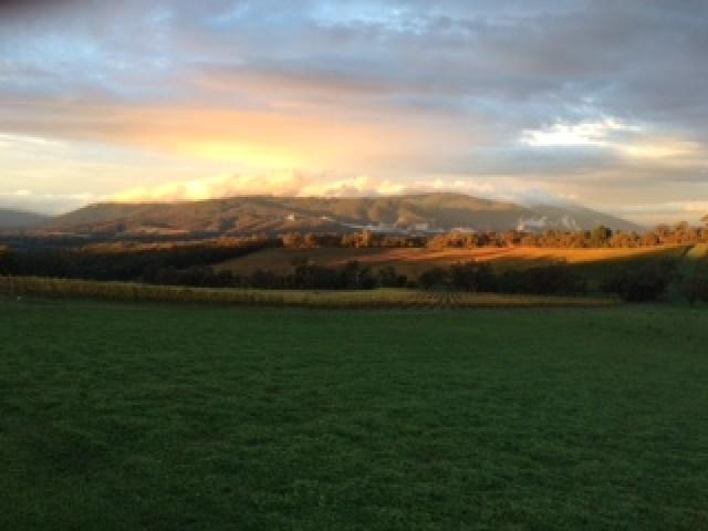 sunset at Killara