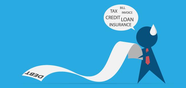 Is mananging debt
