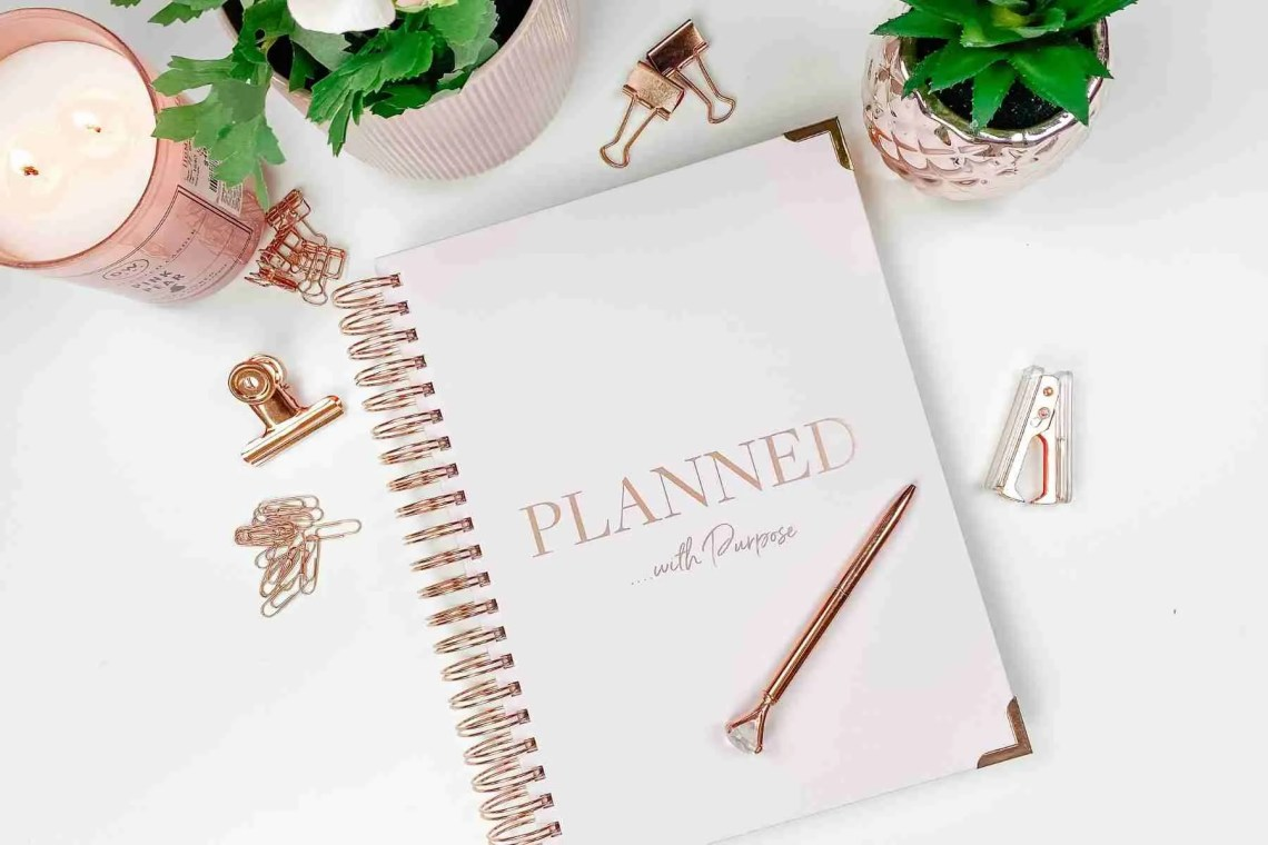 Planned with Purpose™ Planner