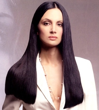 Image Result For Long Straight Haircut