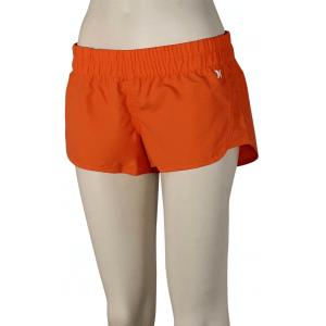 Hurley Supersuede Beachrider Womens Boardshorts Firewood Orange