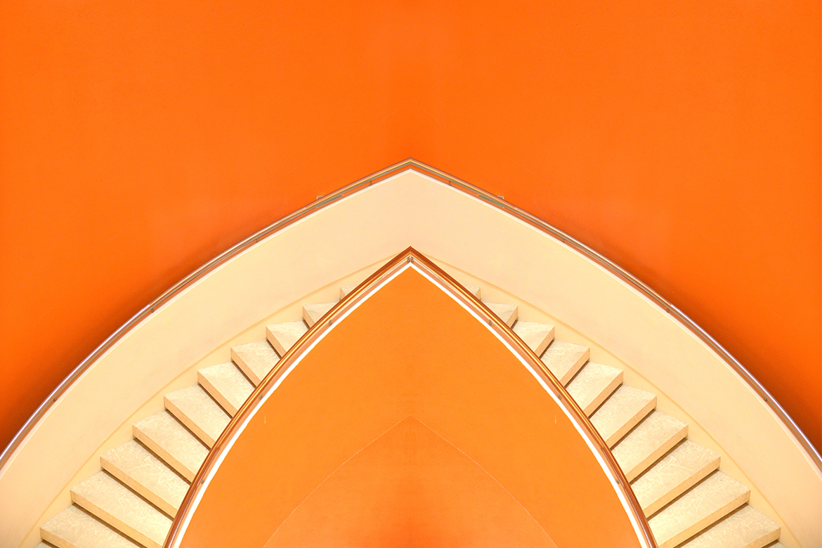Orange Color Of Happiness