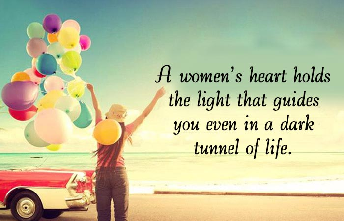 Image quote for Womens Day